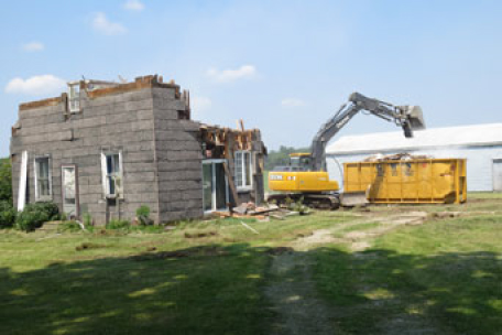 DEMOLITION HAULAGE SERVICES